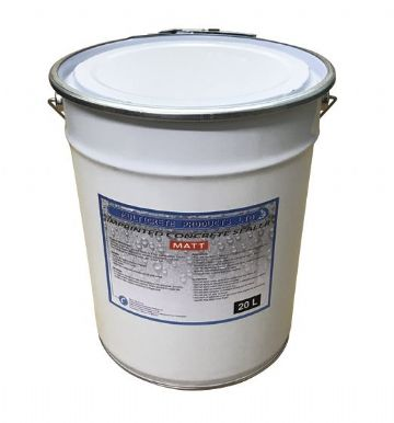 Pattern Imprinted Concrete Sealer - Matt (20Ltr)